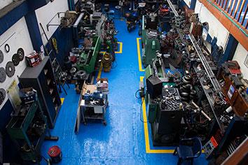 Más de 23 años en la ingeniería mecánica, llevando a cabo procesos de desarrollo industrial congruentes con la necesidad de nuestros clientes en Colombia - Bogotá.